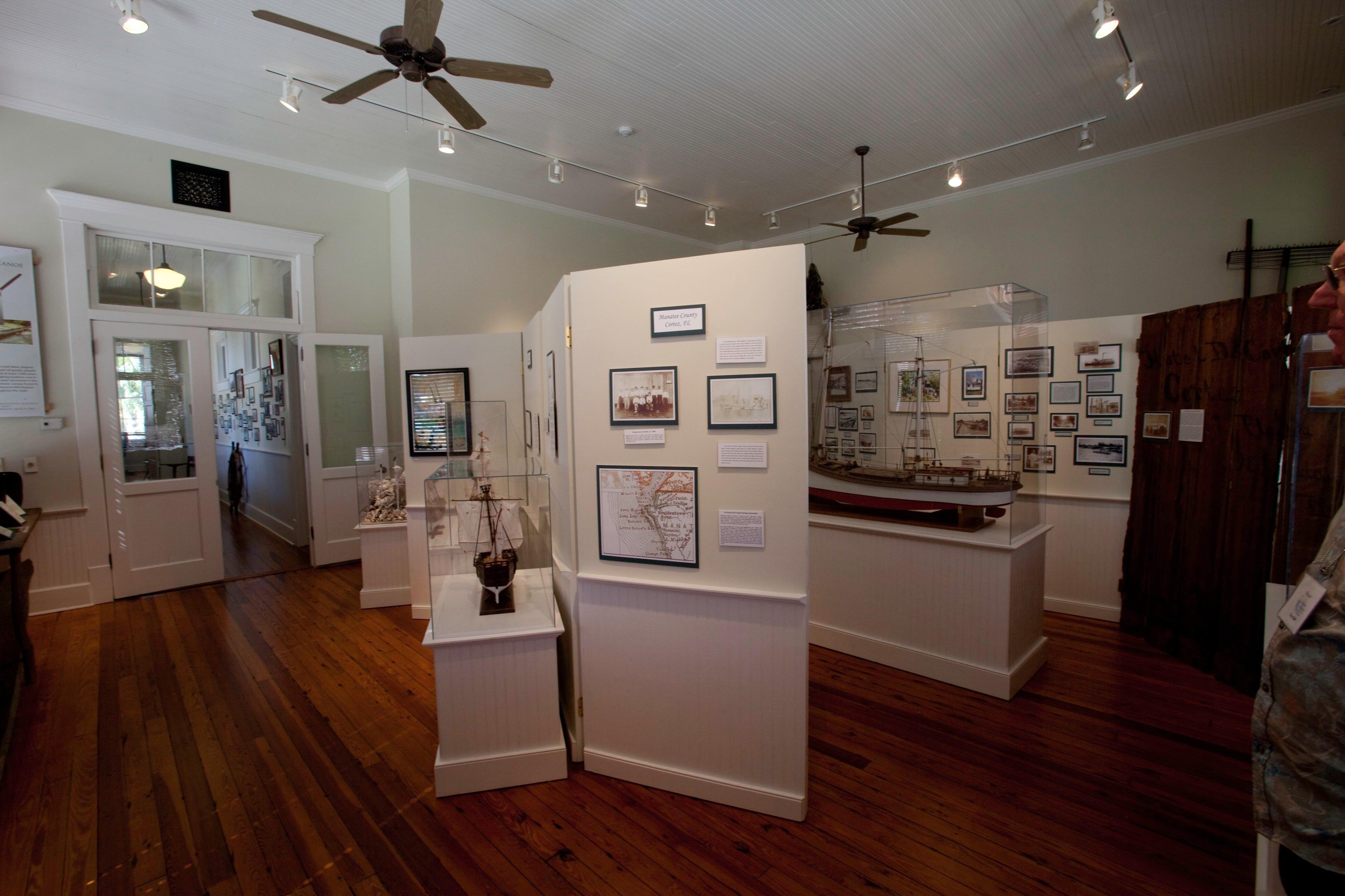 Maritime Museum at Cortez